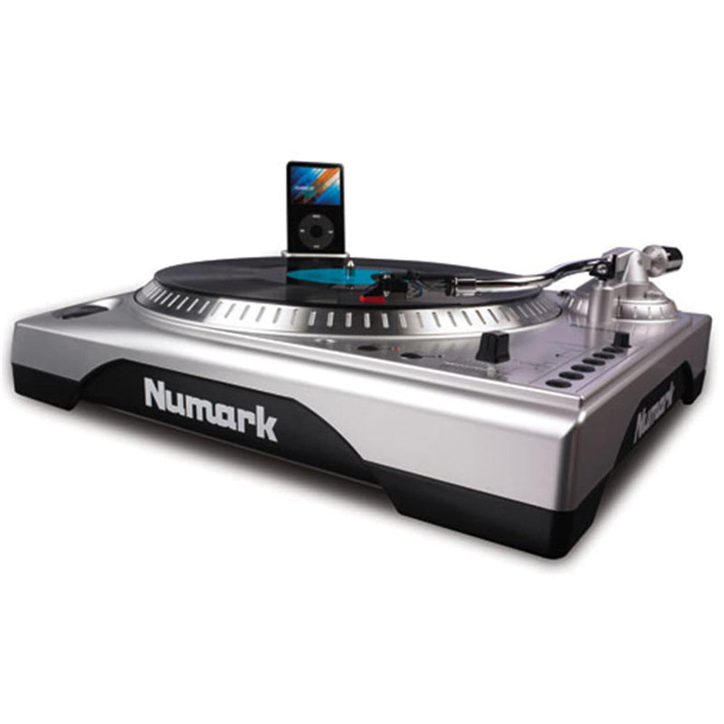 Numark TTI USB Turntable with IPOD Dock - PSSL ProSound and Stage Lighting