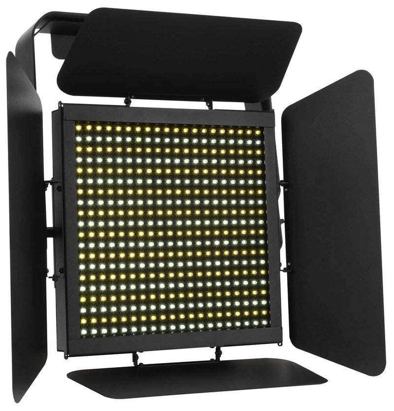 Elation TVL1000 II High CRI Wwith CW White LED Panel Array Light - PSSL ProSound and Stage Lighting