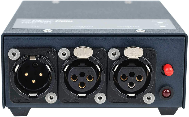 Clear-Com 2-Channel Three-Pin XLR Adapter Module - PSSL ProSound and Stage Lighting