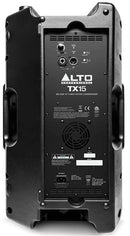Alto Professional TX15 15 in 2 Way Portable Powered PA Speaker - PSSL ProSound and Stage Lighting