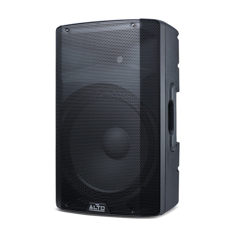 Alto TX215 15-Inch 2-Way Powered PA Speaker - PSSL ProSound and Stage Lighting