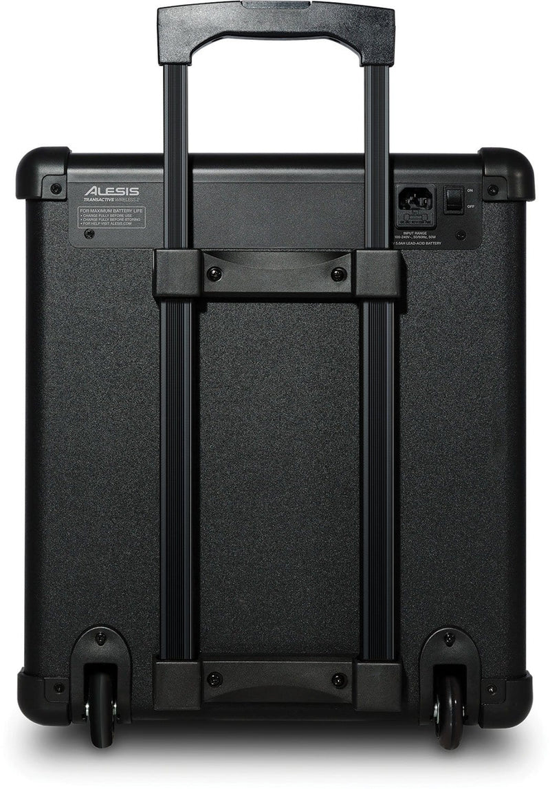Alesis TransActive Wireless 2 Portable Powered Speaker - PSSL ProSound and Stage Lighting