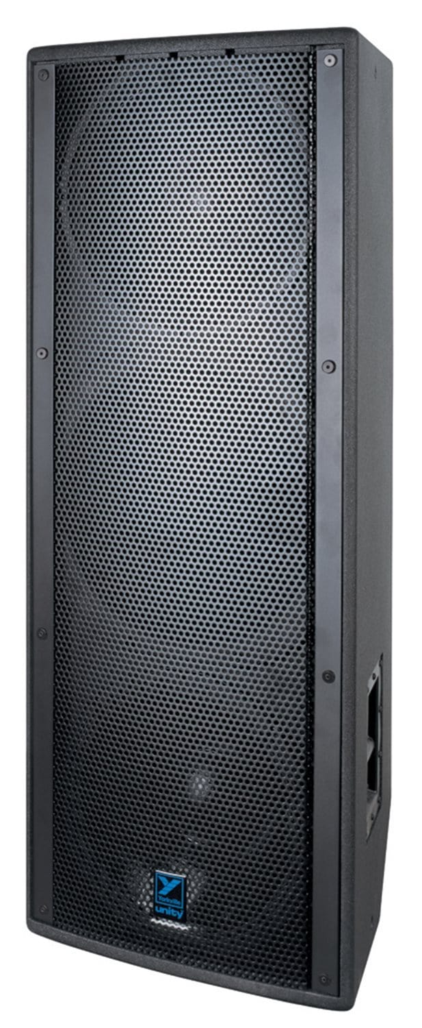 Yorkville U215 Dual 15-Inch 3-Way Passive Speaker - PSSL ProSound and Stage Lighting