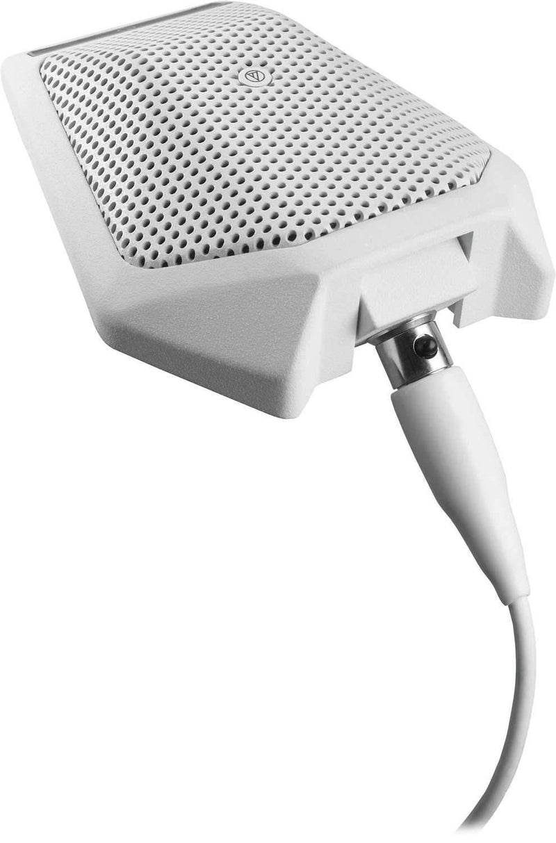 Audio Technica U851RW Cardioid Boundary Mic - Wht - PSSL ProSound and Stage Lighting