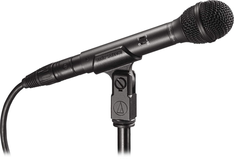 Audio Technica U873R Hypercardioid Vocal Mic - PSSL ProSound and Stage Lighting