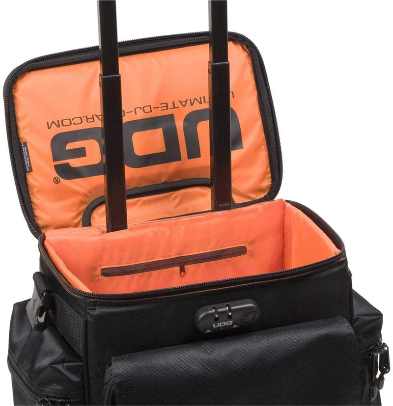 UDG U9679BLOR Sling Bag Trolley Set Dlx - Black - PSSL ProSound and Stage Lighting