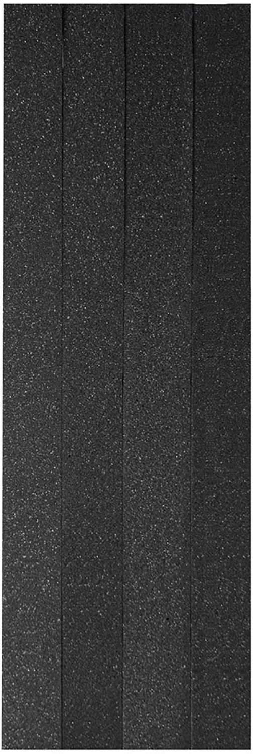 Ultimate Acoustics 24-Inch Charcoal Foam Edging 24-Pack - PSSL ProSound and Stage Lighting
