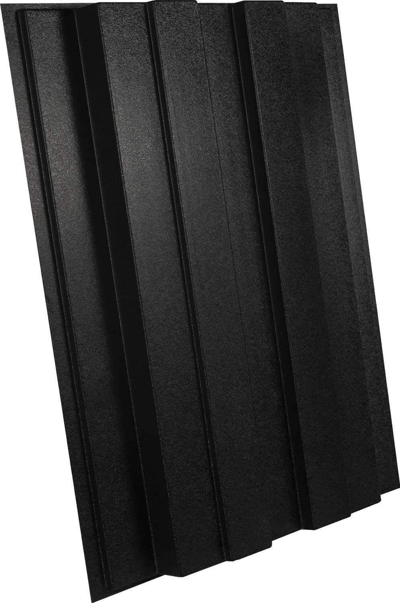 Ultimate Acoustics UASTPBP Stepped Diffusor Black - PSSL ProSound and Stage Lighting