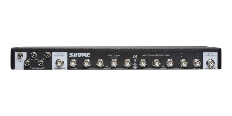 Shure UA844 Plus V Antenna Distribution System - PSSL ProSound and Stage Lighting
