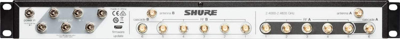 Shure UA846Z2/LC GLX-D Frequency Manager - PSSL ProSound and Stage Lighting