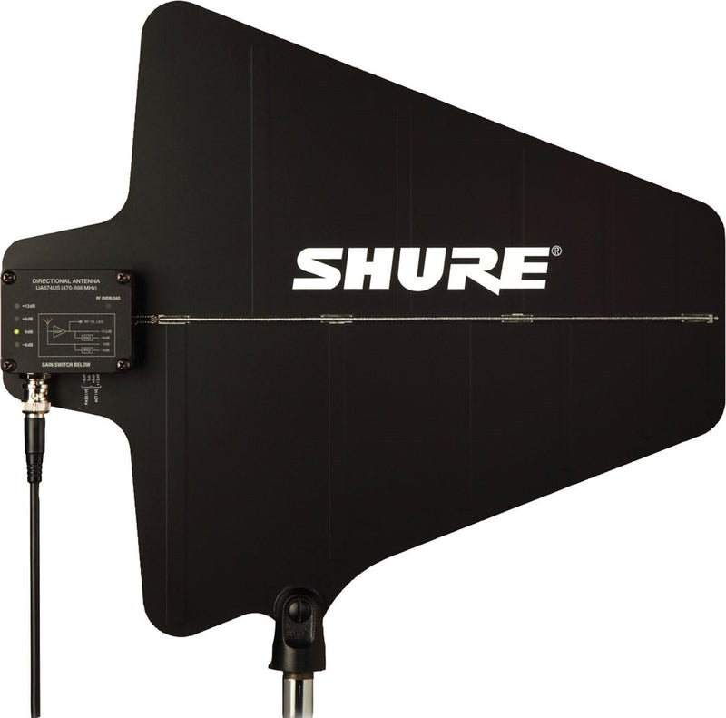 Shure UA874US Active Directional Antenna 470-698MH - PSSL ProSound and Stage Lighting