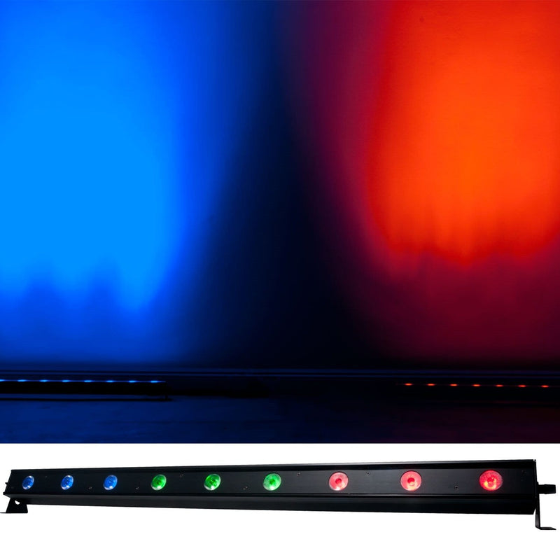 ADJ American DJ UB 9H 9x6-Watt HEX LED Linear Wash Light Bar - PSSL ProSound and Stage Lighting