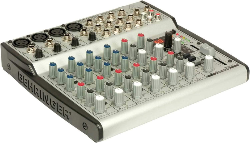 Behringer UB1202FX PA Mixer with FX Process - PSSL ProSound and Stage Lighting