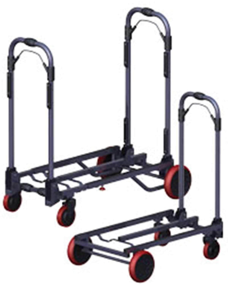 Ultimate UC70 Mini Adj Equipment Transport Cart - PSSL ProSound and Stage Lighting