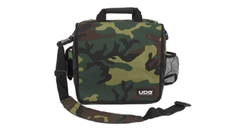 UDG U9442 45Lp Deluxe Courier Bag - Camo - PSSL ProSound and Stage Lighting
