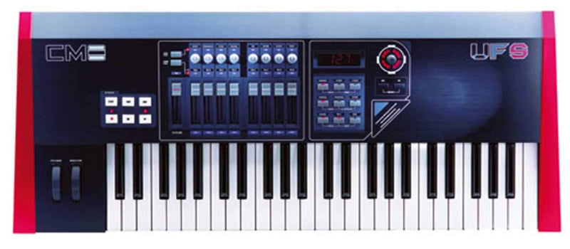Cme UF5 49-Key USB/Midi Keyboard Controller - PSSL ProSound and Stage Lighting