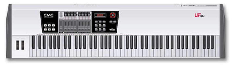 Cme UF80 88-Key USB/Midi Keyboard Controller - PSSL ProSound and Stage Lighting