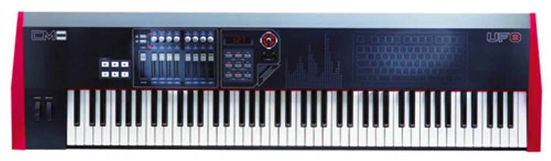 Cme UF8 88-Key USB/Midi Keyboard Controller - PSSL ProSound and Stage Lighting