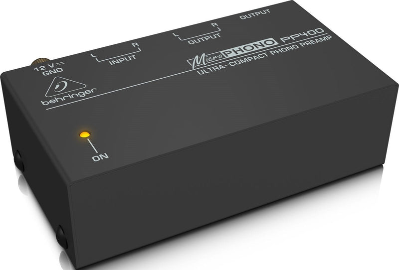 Behringer U-PHONO UFO202 USB Audio Interface - PSSL ProSound and Stage Lighting