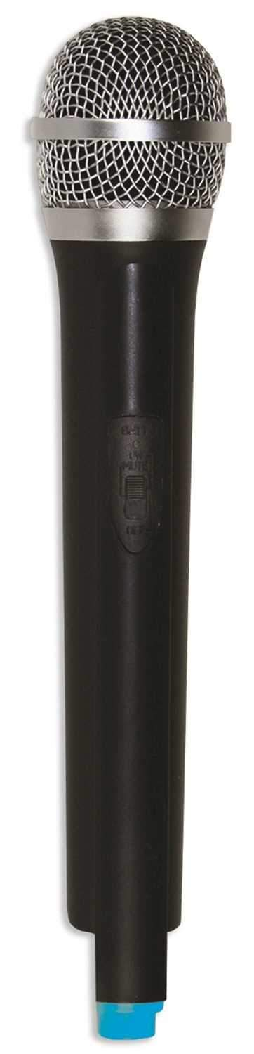 Gemini UHF-16HHM Handheld Transmitter Mic Only - PSSL ProSound and Stage Lighting