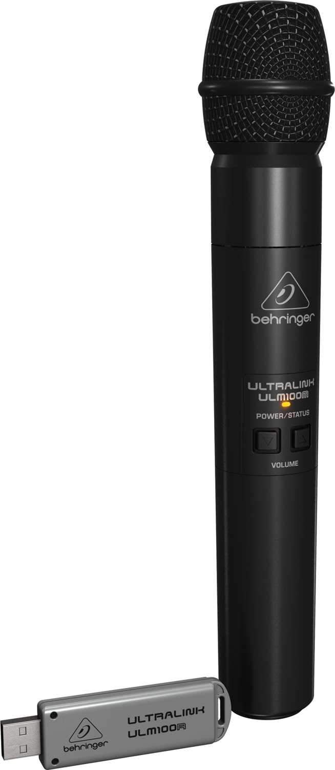 Behringer ULM100USB Digital Wireless Microphone - PSSL ProSound and Stage Lighting
