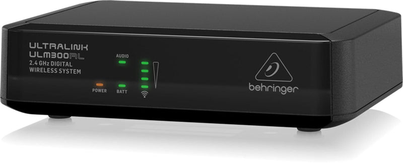 Behringer ULM300LAV 2.4 GHz Digital Wireless Sys - PSSL ProSound and Stage Lighting