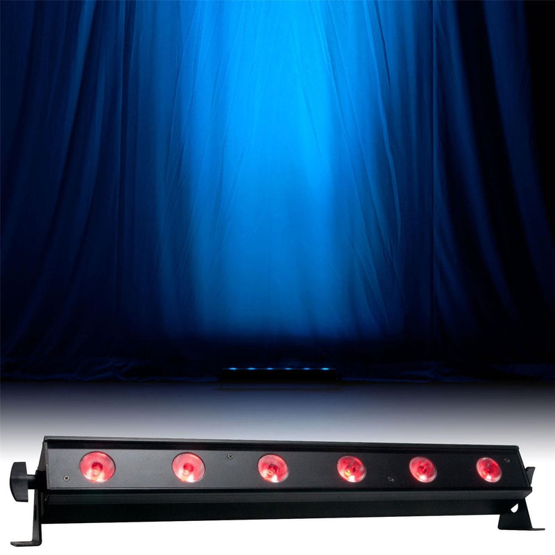 ADJ American DJ Ultra Bar 6 RGB LED Wash Light Bar - PSSL ProSound and Stage Lighting