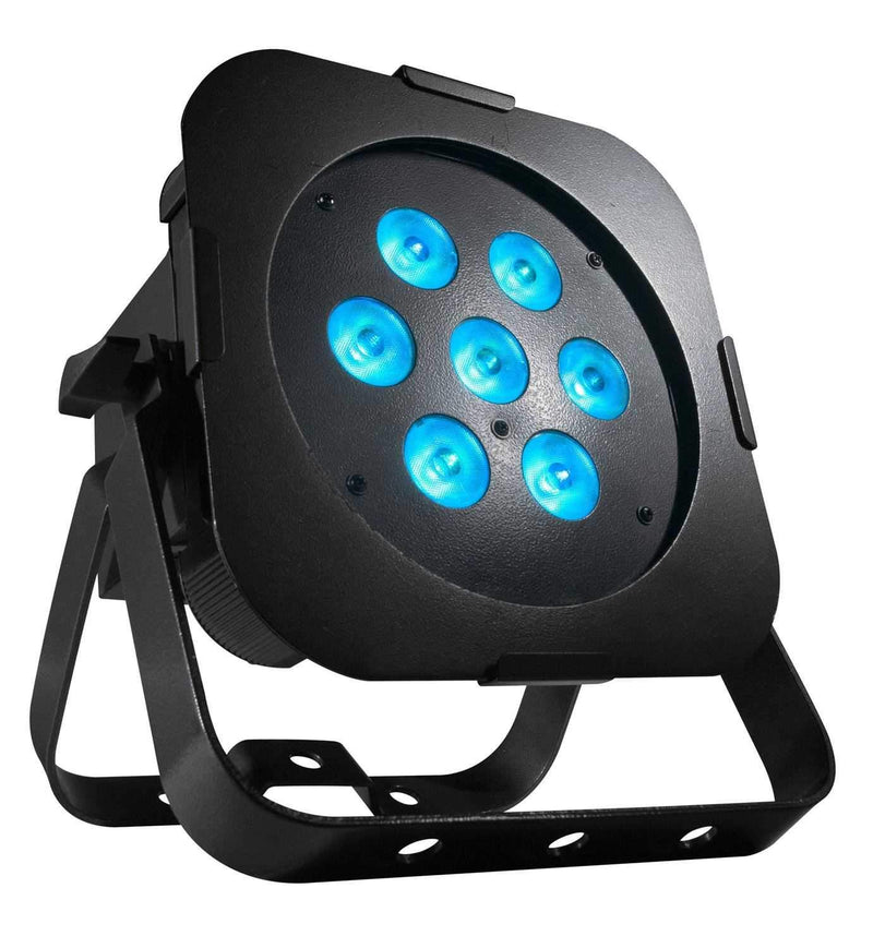 ADJ American DJ Ultra Go Par7X RGB Battery Powered LED Light - PSSL ProSound and Stage Lighting