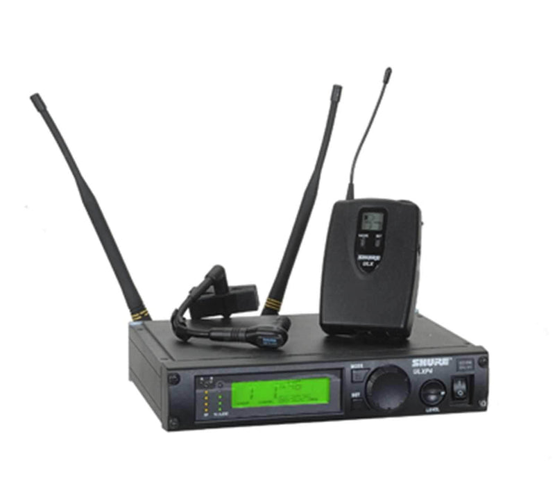 Shure ULXP-1498-H Wireless Instrument Mic System - PSSL ProSound and Stage Lighting