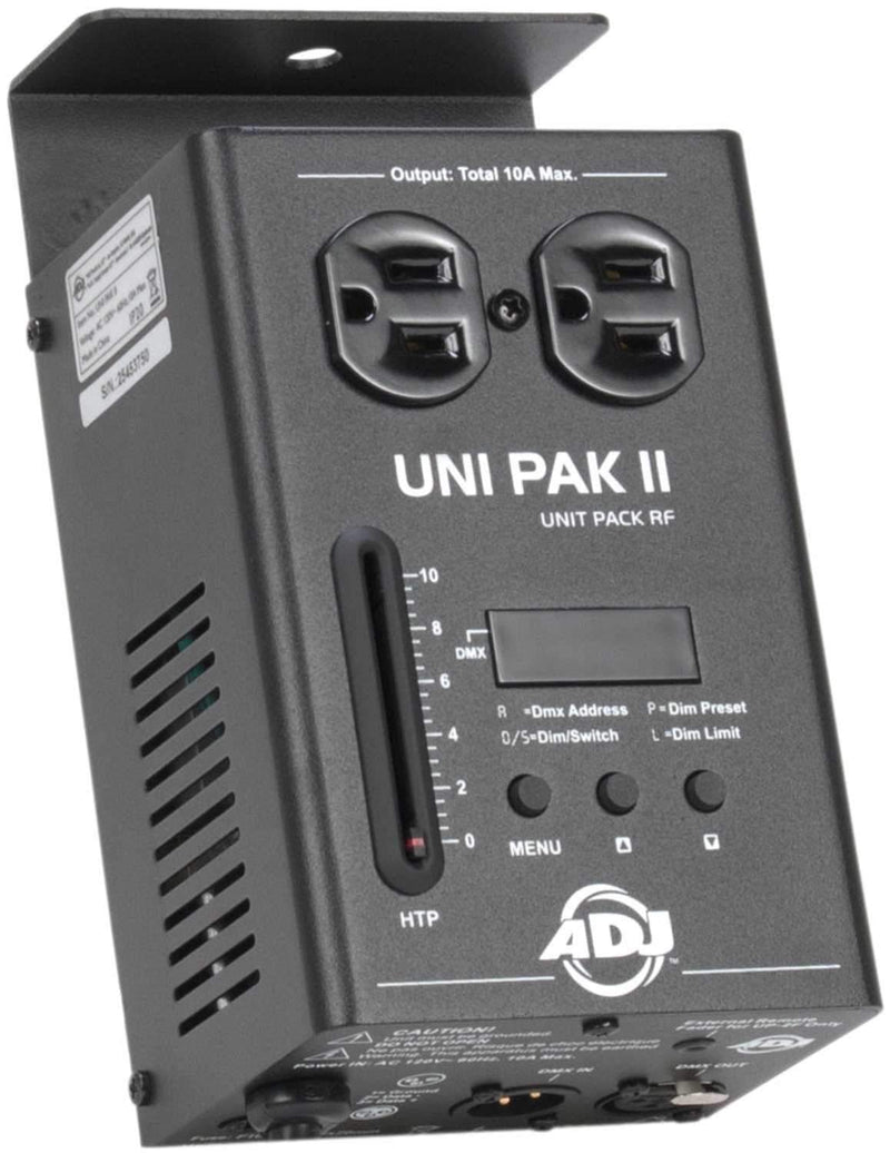 ADJ American DJ UNIPAK-II One Channel DMX Dimmer Pack - PSSL ProSound and Stage Lighting