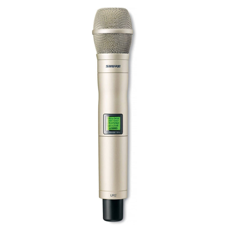 Shure UR2/K9HS/SL Handheld Transmitter with KSM9HS/SL - PSSL ProSound and Stage Lighting