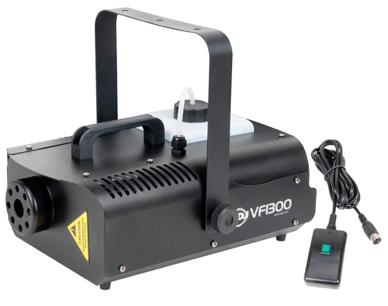 ADJ American DJ VF1300 Water-Based Fog Machine with Remote - PSSL ProSound and Stage Lighting