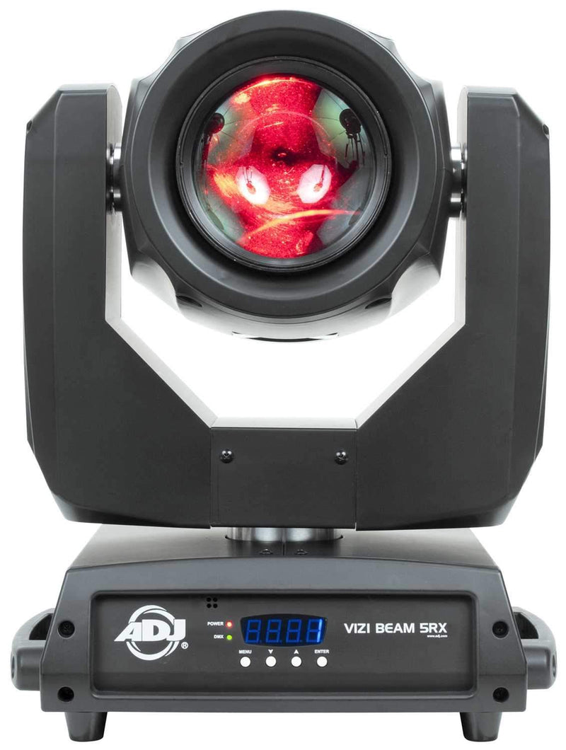 ADJ American DJ Vizi Beam 5RX DMX Moving Head Light - PSSL ProSound and Stage Lighting