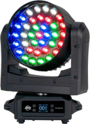 ADJ American DJ Vizi Wash Z37 RGBW LED Moving Head with Zoom - PSSL ProSound and Stage Lighting