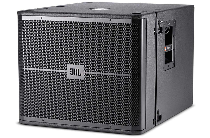 JBL VRX-918-SP Powered 18 Flying Subwoofer - PSSL ProSound and Stage Lighting