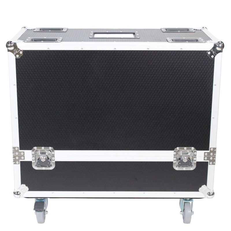 ProX ATA Style Flight Case For Single QSC KS212C - PSSL ProSound and Stage Lighting