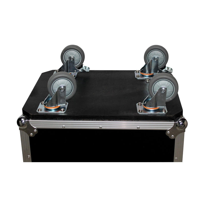 ProX XS-MH140X2W 140 Style Moving Head Lighting Case for 2 Units - PSSL ProSound and Stage Lighting