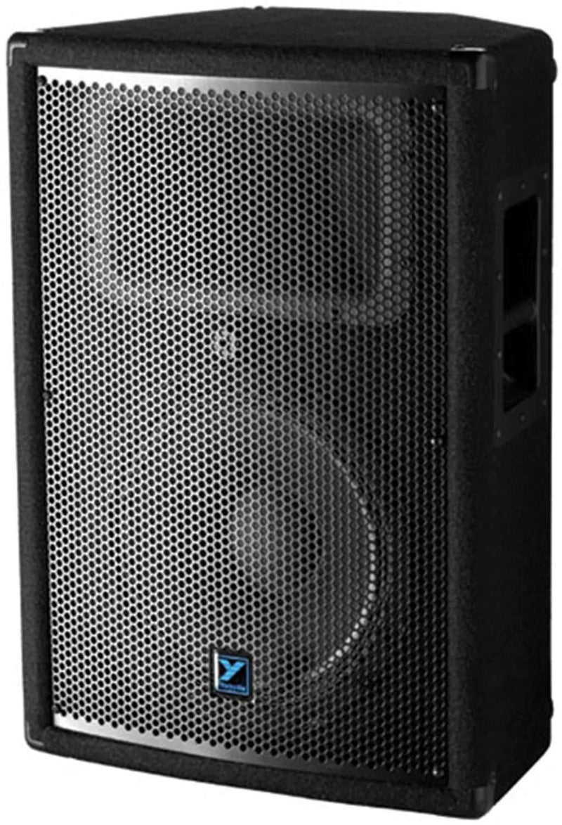 "Yorkville YX12 12"" 200W 2-Way Passive Speaker - PSSL ProSound and Stage Lighting"