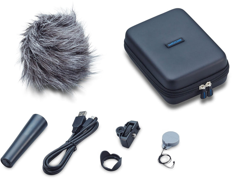 Zoom Accessory Pack for Q2n Handy Video Recorder - PSSL ProSound and Stage Lighting