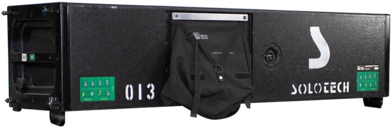 Meyer Sound MILO Powered Line Array Loudspeaker - ProSound and Stage Lighting