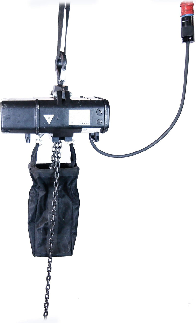 Liftket SB4.1/12J Electrical Chain Hoist 1T 80 ft - ProSound and Stage Lighting