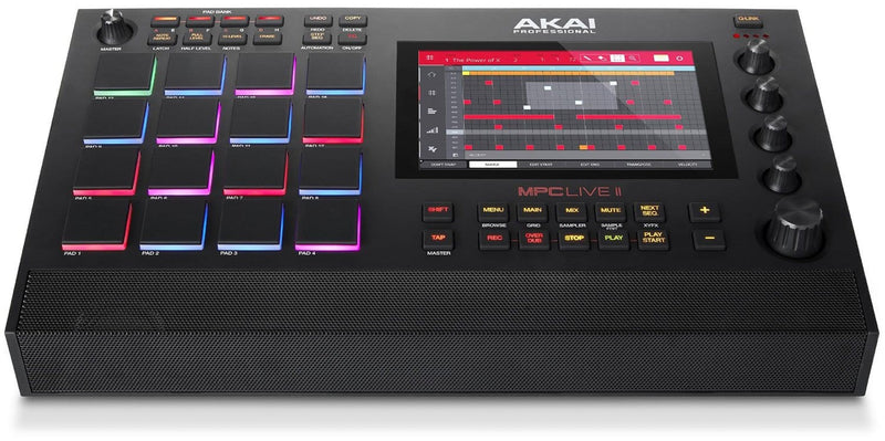 Akai MPC Live II Standalone MPC With Touch Display - PSSL ProSound and Stage Lighting