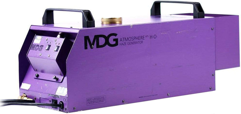 MDG Atmosphere HO Haze Machine - ProSound and Stage Lighting