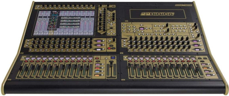 Digico Uk Limited SD8 Digital Control Surface - ProSound and Stage Lighting
