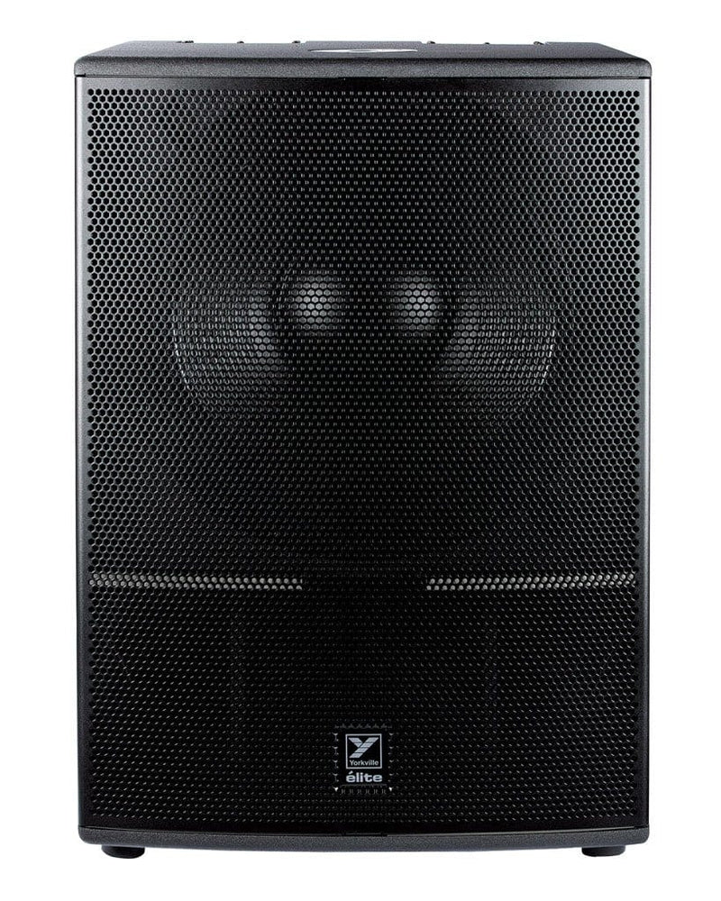 Yorkville Sound ES21P Elite Series 21-inch 2400W Powered Subwoofer - PSSL ProSound and Stage Lighting