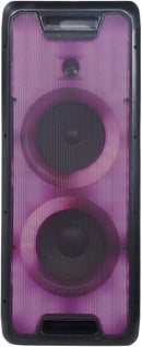 Gemini GLS-880 Wireless Dual 8-Inch Party Speaker - ProSound and Stage Lighting