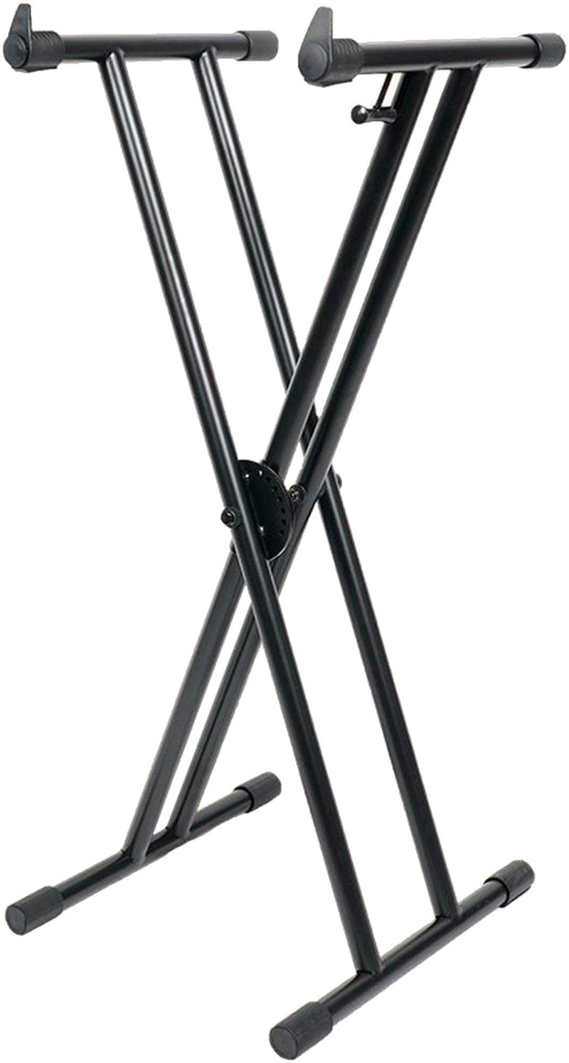 Gemini KYBST-01 Foldable Portable Keyboard Stand - ProSound and Stage Lighting