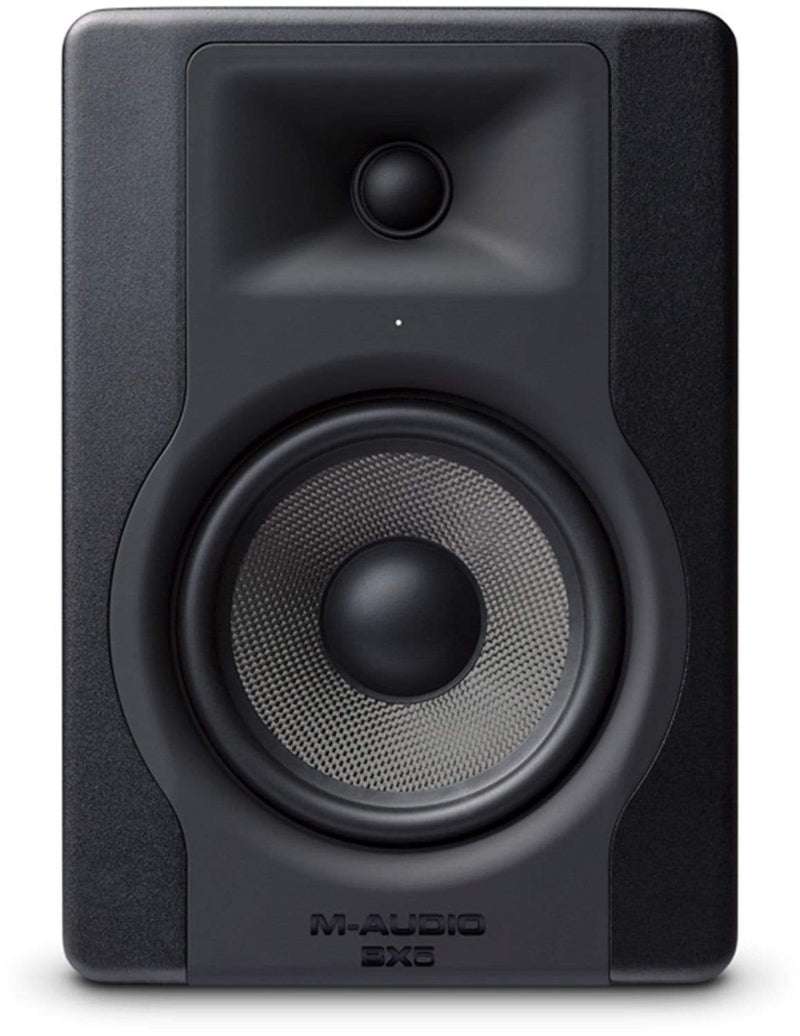 M-Audio BX5 D3 5-Inch Powered Reference Monitor - PSSL ProSound and Stage Lighting