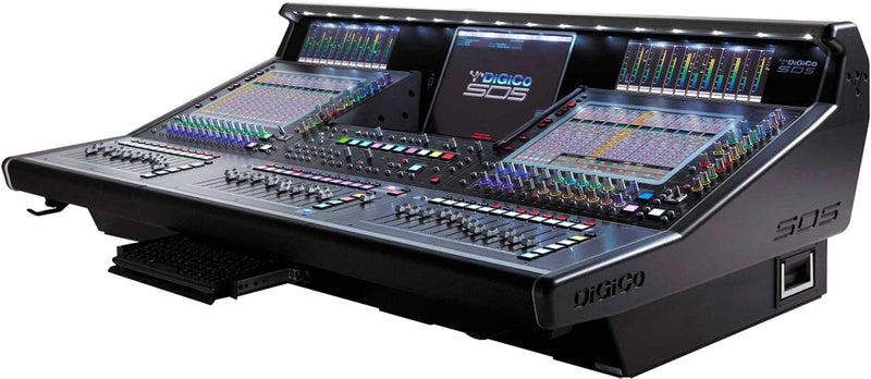 Digico Uk Limited SD5 Digital Mixing Console - ProSound and Stage Lighting