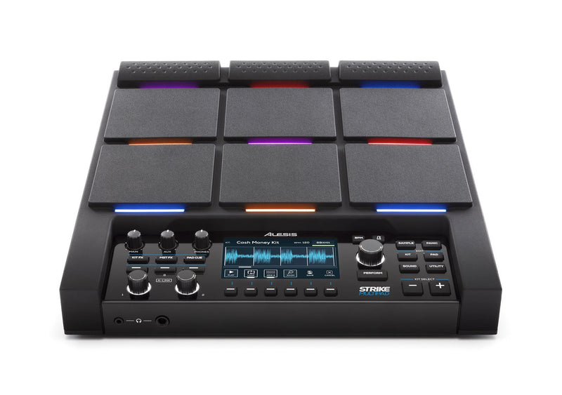 Alesis Strike Multi Pad 9-Pad Sample & Loop Player - PSSL ProSound and Stage Lighting